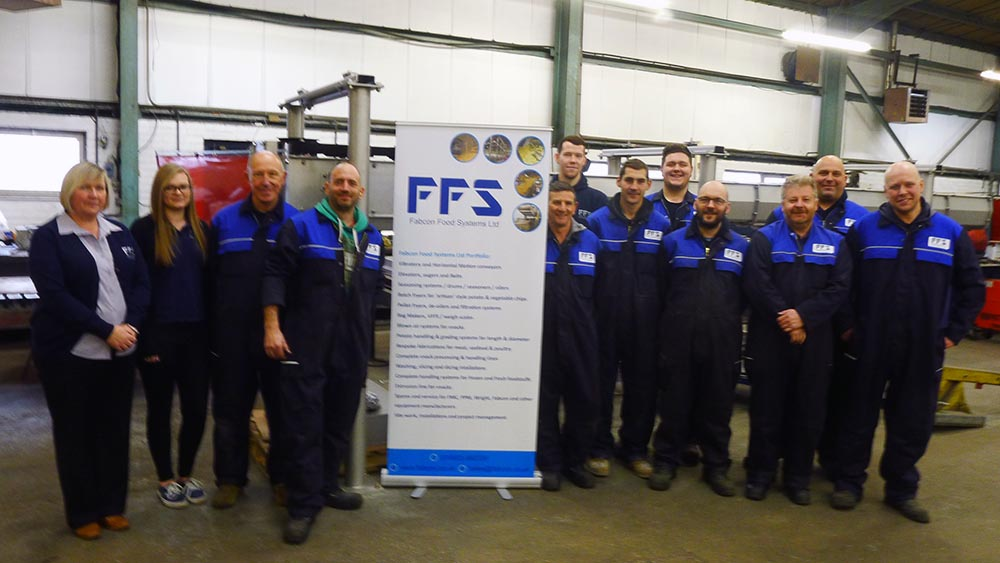The Fabcon Team